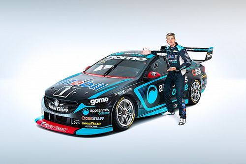 Buy Chaz Mostert's current Supercar – complete with engine
