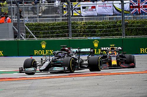 Cómo ha oscilado la batalla por el desarrollo entre Mercedes y Red Bull