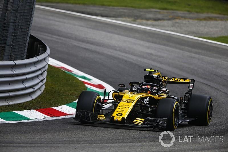 Онлайн. Гран При Италии: третья тренировка