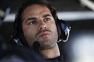 Nasr reemplaza Gunther en la alineación de Dragon en la Fórmula ·