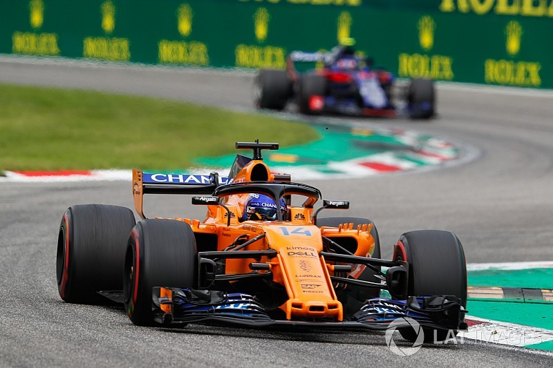 Nach Monza-Pleite: Alonso rechnet mit weiteren Nullnummern