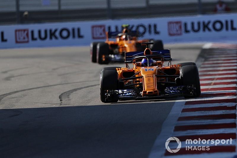 Alonso: Corrida da F2 mais foi divertida que quali da F1