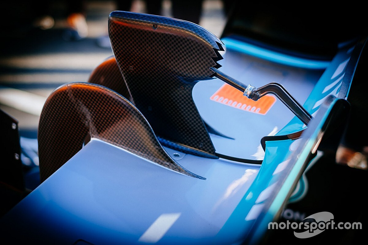 Australian GP: Latest F1 tech updates, straight from pitlane