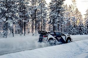 Bottas voltooit eerste test ter voorbereiding op rallydebuut