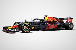 Red Bull, yeni sezonda yarışacağı renk düzenini tanıttı!