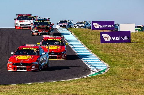Supercars to replace MotoGP at Phillip Island