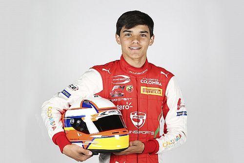 Découvrez Sebastian Montoya, fils de Juan Pablo et candidat à la F1