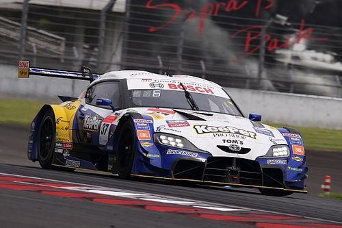 Cassidy: Engine woes behind gap to sister TOM'S car
