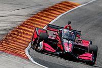 パロウ、インディ参戦3戦目で初表彰台を獲得「さらに上を目指していきたい!」