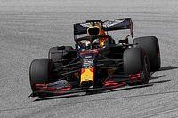 Verstappen ve al Red Bull demasiado lento contra el Mercedes