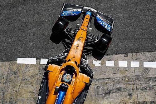 McLaren привезла в Барселону первый большой пакет обновлений
