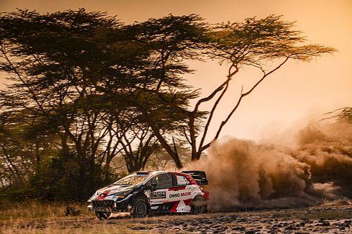 Safari WRC: Ogier survives to complete incredible comeback win