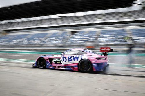 Gotz Pastikan Mercedes Sapu Bersih Tes DTM Lausitzring