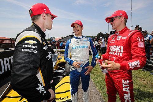 Newgarden ve a Palou el más completo de las nuevas estrellas de IndyCar