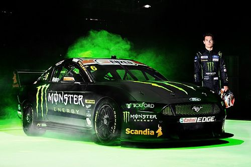 Monster Mustang Supercar breaks cover