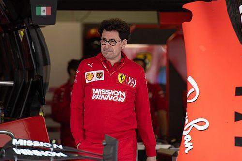 Berger juge Binotto trop esseulé à la tête de Ferrari