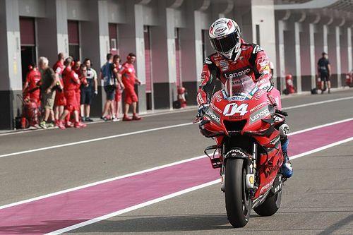Dovizioso déclaré apte pour le GP d'Espagne à Jerez
