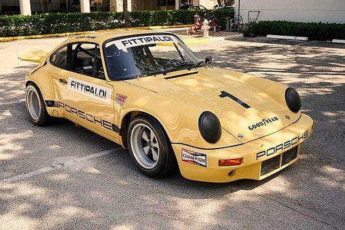 El Porsche 911 Carrera de Pablo Escobar fracasa en una subasta