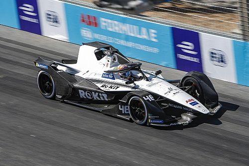 Mercedes en Venturi uitgesloten van kwalificatie na crash Mortara