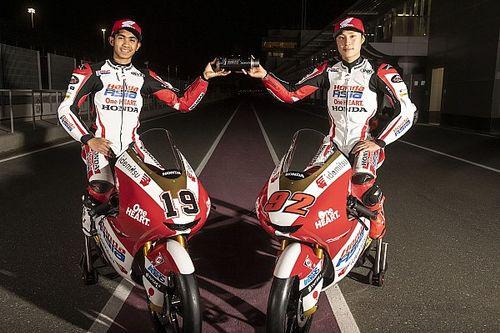 Moto3 2021, Honda Team Asia Pakai Knalpot MIVV