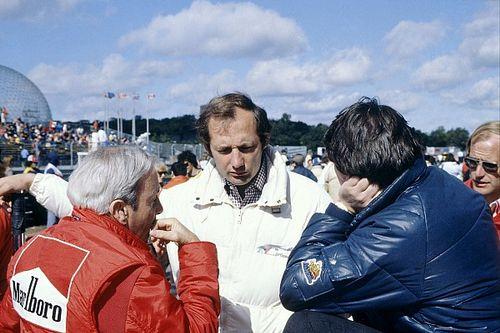 When Ron Dennis took over the McLaren F1 team