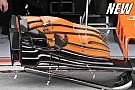 Formula 1 Tech analysis: Alonso debuts new McLaren front wing