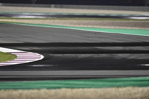 MotoGP Breaking news Kondisi cuaca, start MotoGP Qatar ditunda