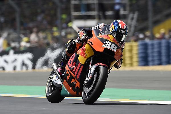 Smith: KTM beklenmedik puanlar aldı
