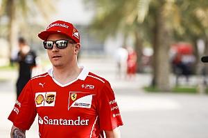 Формула 1 Новость Райкконен заявил об отсутствии разногласий с президентом Ferrari