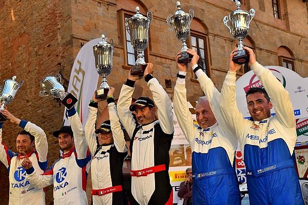 Trofei TRT Preview Il 10° Liburna Terra apre il Campionato Italiano Rally Terra 2018