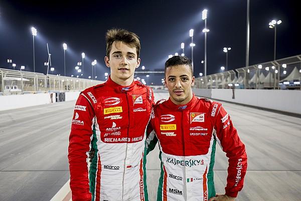 Formel-2-Teamorder: Leclerc wurde zu Bremsmanöver angewiesen