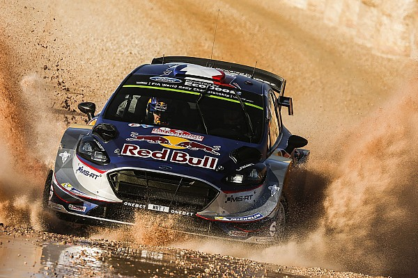 WRC Breaking news Ogier wants Ford backing to stay at M-Sport in 2018