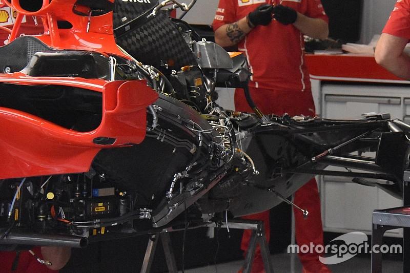 Ferrari: il cambio di Vettel salvato verrà utilizzato dalle libere di sabato