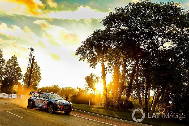 WRC Katalonya: Mikkelsen ilk günü zirvede kapatıyor