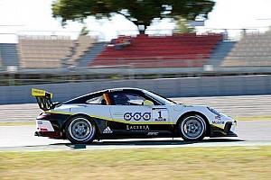 Porsche Supercup Gara Ammermueller resiste ad Olsen e centra il bis a Barcellona