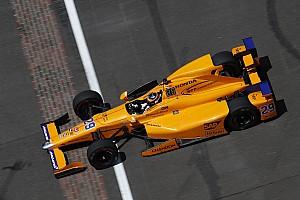 IndyCar Новость Алонсо рассказал о сложностях пилотирования при сильном ветре