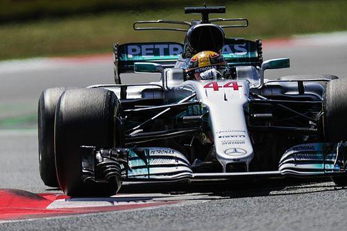 Hamilton, kilo tasarrufu için yarışta içecek içmiyormuş