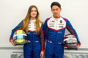 Formula Renault Breaking news Presley Martono akan turun di FR2.0 NEC Monza