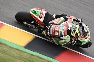 MotoGP Ultime notizie Aprilia, Albesiano: