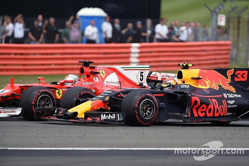 Los rivales de Red Bull centran su atención en el nuevo alerón delantero