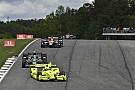 IndyCar Pagenaud troisième malgré un contact avec Newgarden
