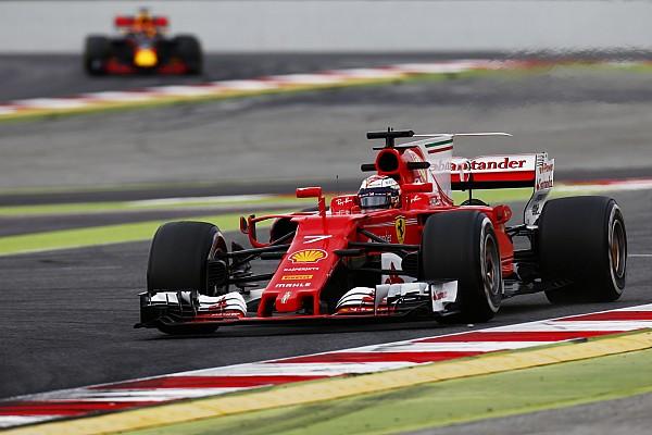 Формула 1 Важливі новини Тести Ф1 у Барселоні, день 2: Райкконен покращує час Хемілтона