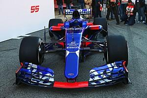 Formule 1 Actualités Toro Rosso: