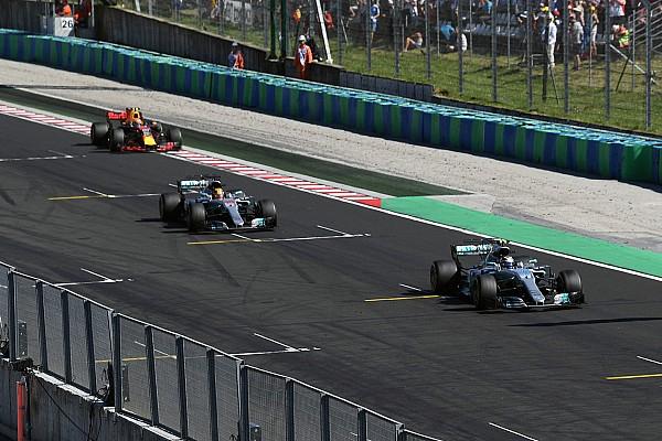 5 wichtige F1-Lektionen vom GP Ungarn 2017 in Budapest