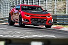 Automotive Watch the Chevrolet Camaro ZL1 1LE lap the Nurburgring in 7:16