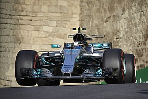 Formula 1 Practice report Azerbaijan GP: Bottas leads FP3 as Vettel, Verstappen hit trouble
