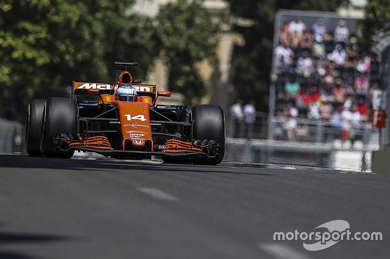 【F1】今季初入賞のアロンソ「今日は僕らが勝てたはずのレースだった」