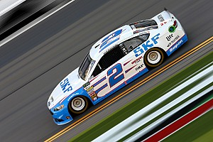NASCAR Cup Breaking news Keselowski, Hamlin make up front row for Daytona Clash