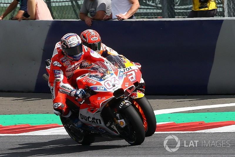 Гран Прі Австрії: Довіціозо здобув блискучу перемогу над Маркесом