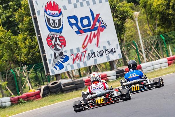卡丁车 新闻 Rok Cup China,中国卡丁车赛No.1正在打造!